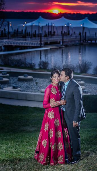 Priya + Gaurav