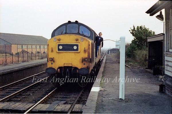 Ely-Soham-Chippenham Junction