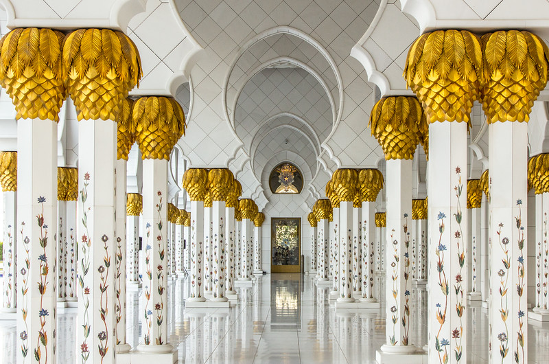 Sheikh Zayed bin Sultan Grand Mosque, Abu Dhabi (31)