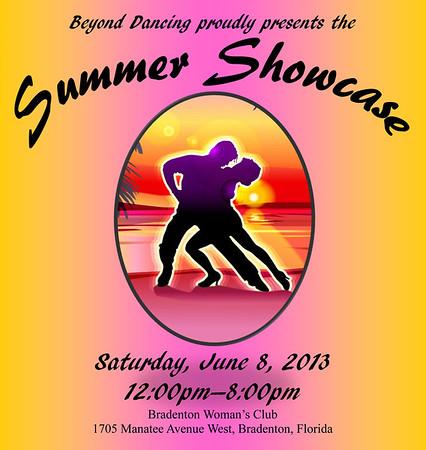 Beyond Dancing Summer Showcase