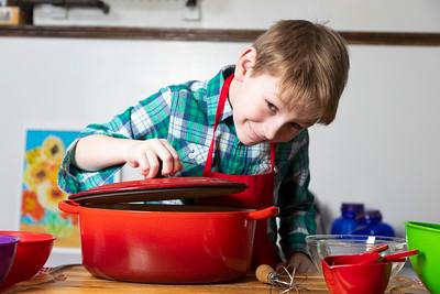 Portledge 2nd Grade Cookbook. 2019.0304