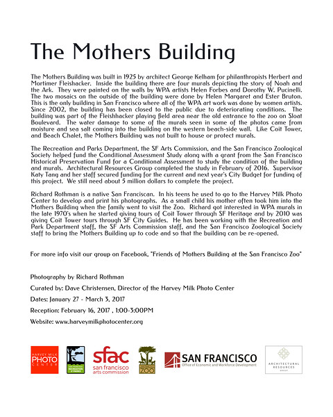 The Mothers Building Poster - 16x20 Text Poster Updated with Logos.jpg
