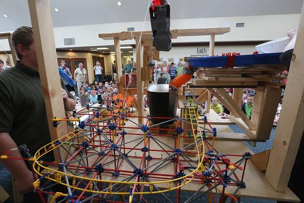 Rube Goldberg Machines 2014