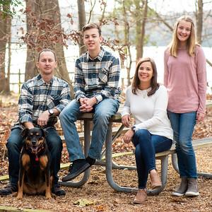Michelle & Dexter's Family Portraits