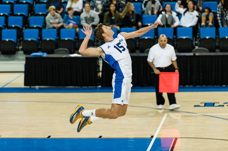 UCLA vs. Pepperdine (2015)