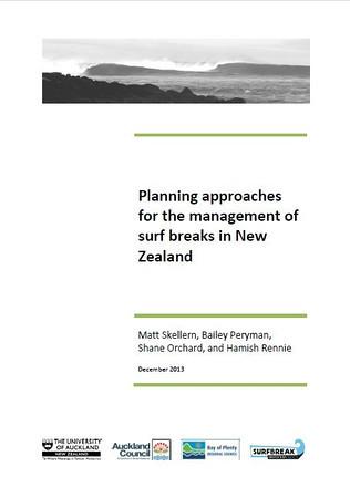 Protecting NZ surf breaks