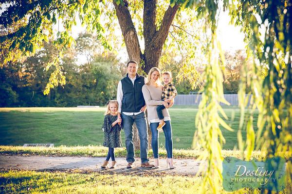 Cooper Family 2018