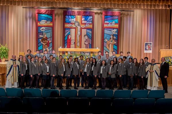 Eucharistic Ministers Installation Mass