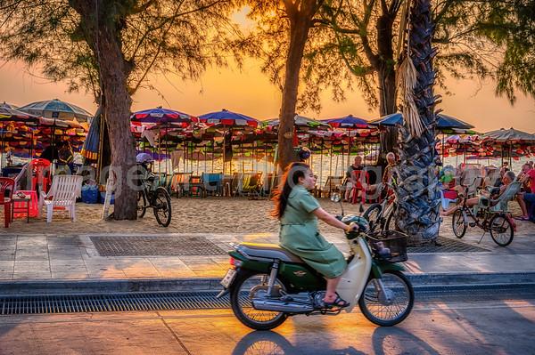Dongtan Beach, Thailand
