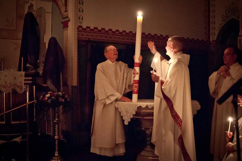 2011 Easter Vigil Mass