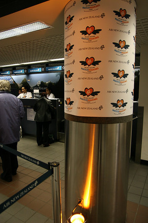 Air New Zealand Match Making Flight
