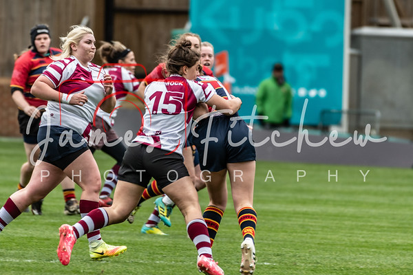 Bletchley Ladies Vs Old Northamptonians Ladies