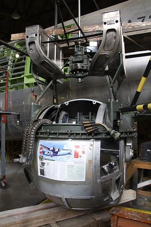 Liberator Bomber restoration - Werribee