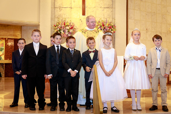 2017 St Brendan  First Communion