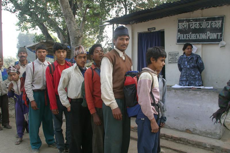 NYT/Nepal exit