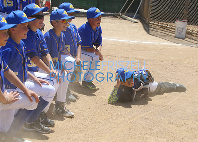 All Stars D32 Majors/Mira Mesa vs. Point Loma (June 22, 2019)