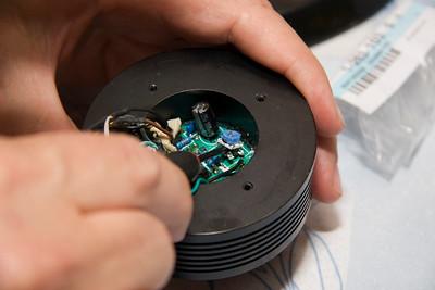 SBIG ST-4 vervangen potmeter