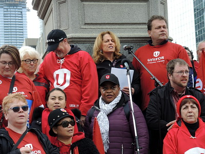 Rally to Protect Our Public Health Care