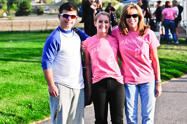 Wolves Fight Against Breast Cancer