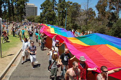 Pride Fest San Diego