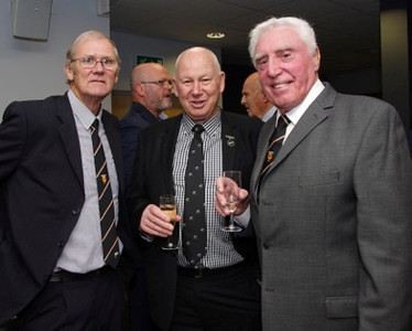 1963 NRFC V NZ Dinner - Players