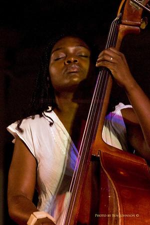 Tia Fuller Quartet - Tony Day Quartet at The Chicken Bone Beach Jazz Series in Atlantic City, New Jersey