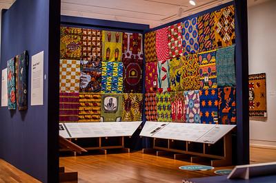 African Print Fashion Now Exhibit @ Mint Museum Randolph by Jon Strayhorn