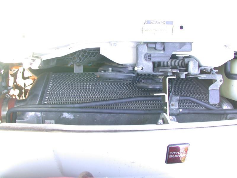 greddy front-mount intercooler