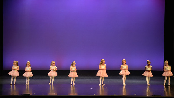 Dance Fundamentals 3-4yrs Friday PM
