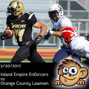 2017-05-20 OC Lawmen vs IE Enforcers