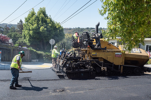 Repaving Our Street • July 2021