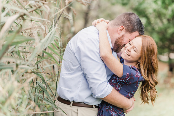 Katelyn and Bill's Engagement at Hershey Founders Hall