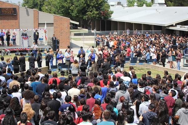 Memorial Day-Western High School 2016