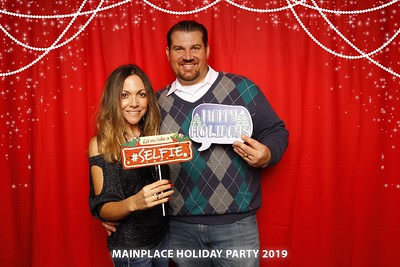 MainPlace Holiday Party 2019