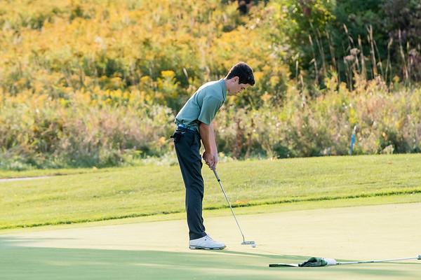 High School Golf 2018