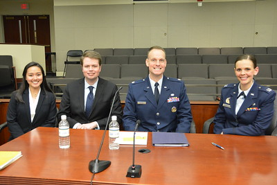 2/5: Military Court Project Outreach Oral Argument