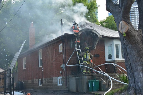 June 15, 2014 - 2nd Alarm - 36 Florence Ave.