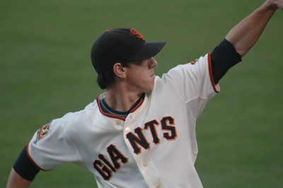 Giants vs Diamondbacks 2008