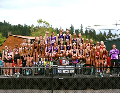 Outlaw State Track @ Hayward Field 2016