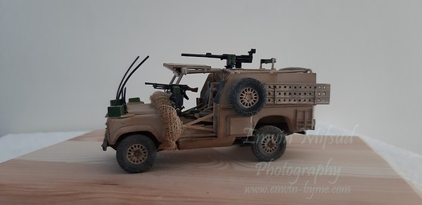 WMIK Land Rover 1/48 Airfix