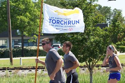 Torch Run Photos