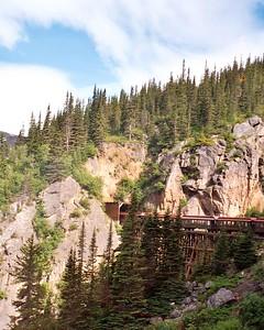 White Pass & Yukon RR - Skagway