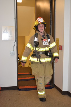 2020 Fight For Air Climb Anthem Firefighter Challenge