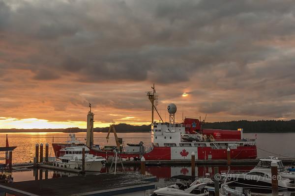 Prince Rupert, Hartley Bay & vicinity