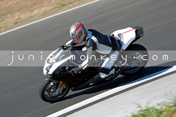 #34 - Black White Ducati