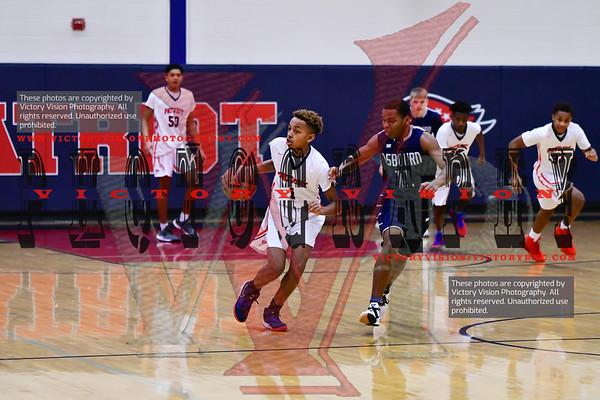 Osbourn @ Patriot Boys JV Basketball 1-28-20
