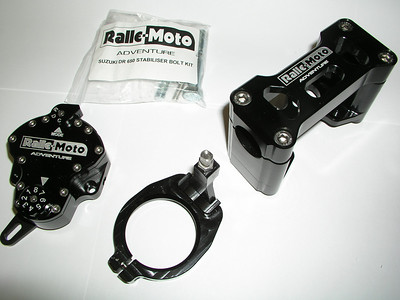 Ralle-Moto Dampers Suz DR650