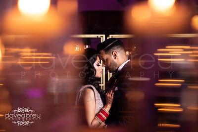 Stephanie & Aman - Wedding