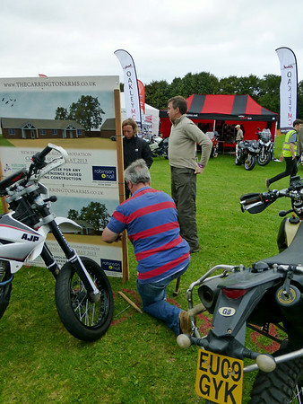 2014 Brackley Festival of Motorcycling