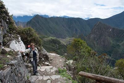 Machu Picchu II The Sun Gate